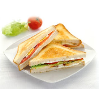 Sandwich Lazat Mesti Cuba...