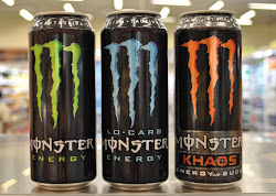 little monster, drink monster