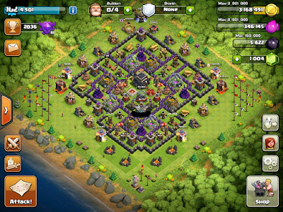 TH 9 Hybrid Layout by captainUpside