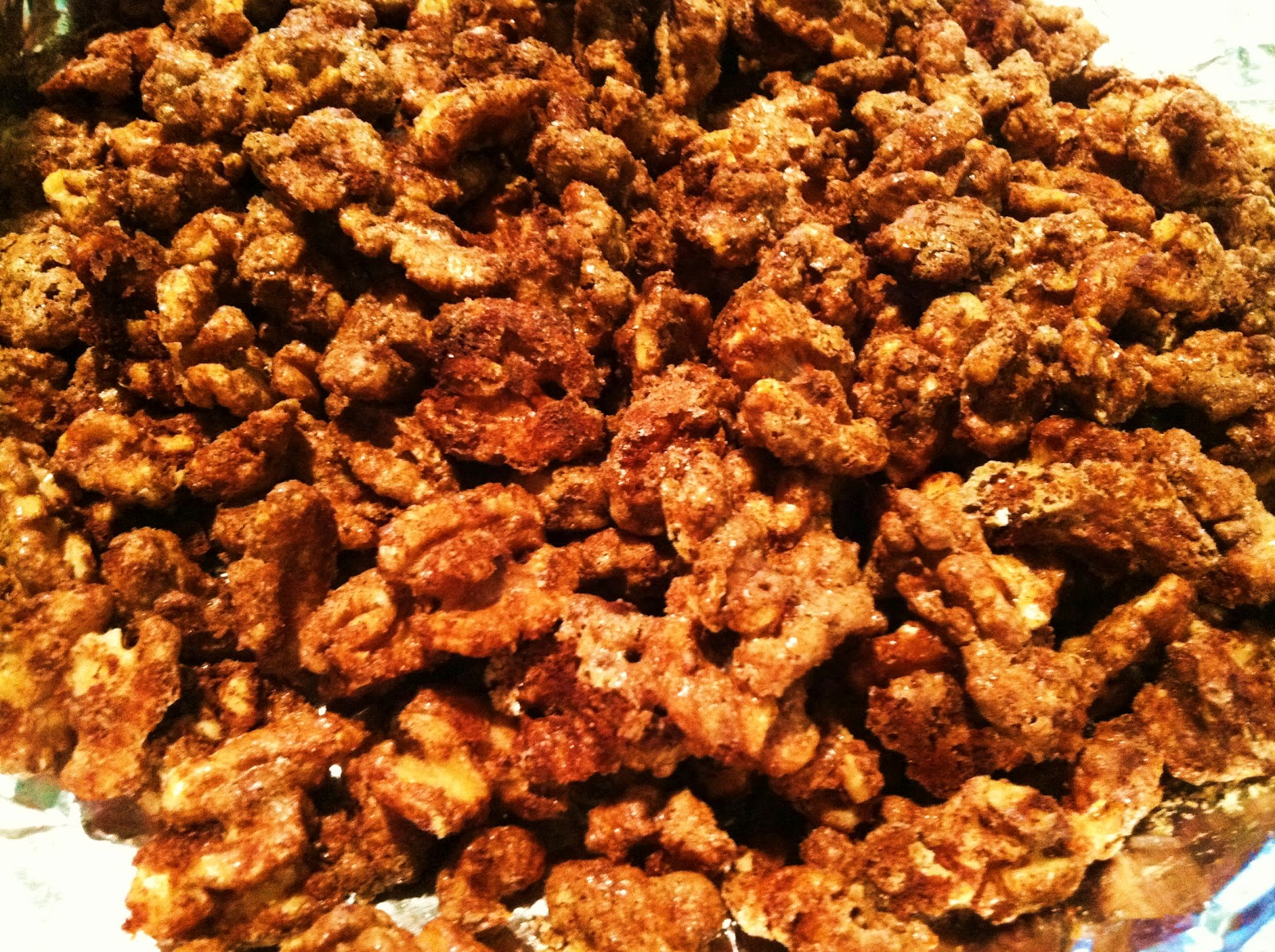 Candied Walnuts Recipes — Dishmaps