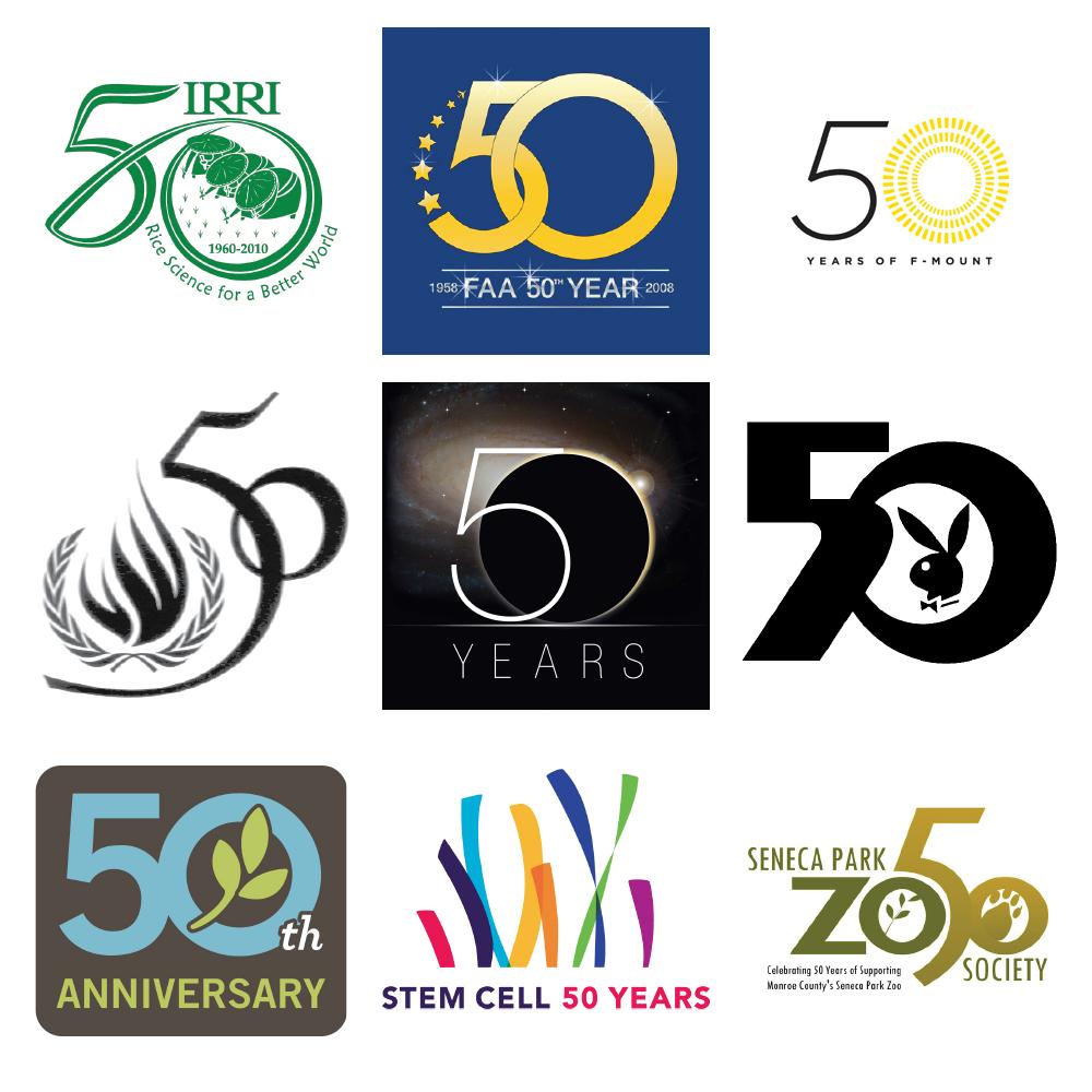 25th Anniversary Logo Design Wanted for   HiretheWorld