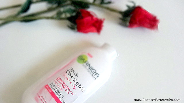 Garnier Gentle Cleansing Milk For Dry Skin - Review