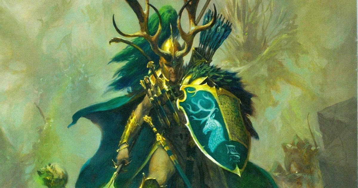 new wood elves army book review