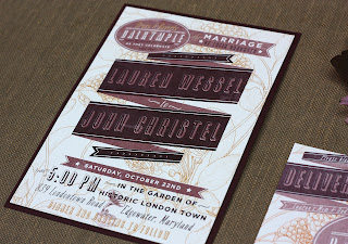 Modern Purple Wedding Invitations3