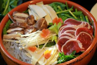 Vietnamese Soul Food: Kamo-nabe/Duck Hotpot Japanese Style-Lau Vit ...
