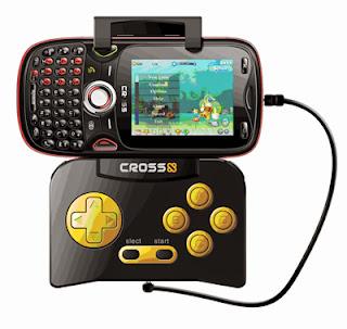 Cross CB 96T gamepad
