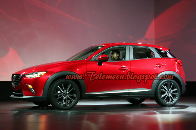 2016 Mazda CX3 model, Mazda 2016 CX3 details, Mazda CX3 2016 price, Mazda 2016 CX3 display,