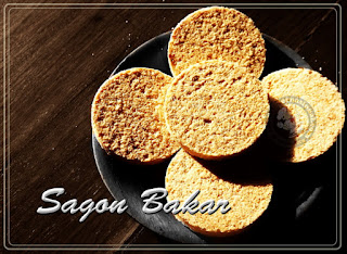 Resep Cara Membuat Kue Sagon Bakar Gurih