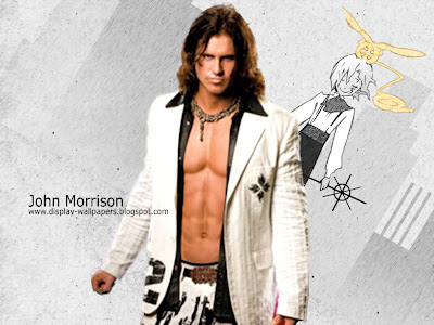Wwe Superstar John Morrison Wallpapers