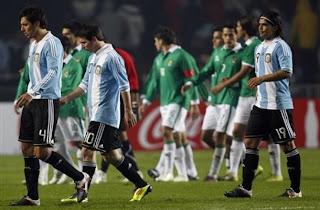 Bolivia vs Argentina en vivo