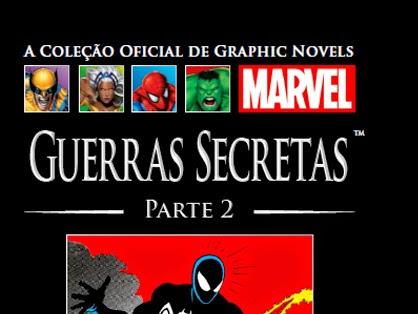 Lançamentos de março Coleções Marvel de Graphic Novels (Salvat / Panini)