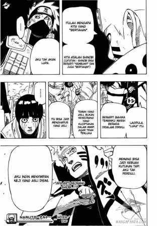 Alur Cerita Naruto 616