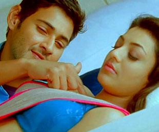and sexy babu Mahesh kajal