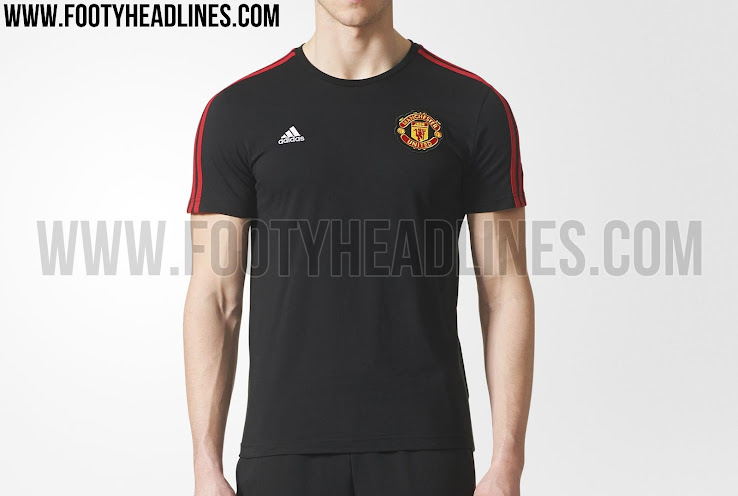 Adidas Manchester United Tujuh Delapan Collection Leaked Footy Headlines