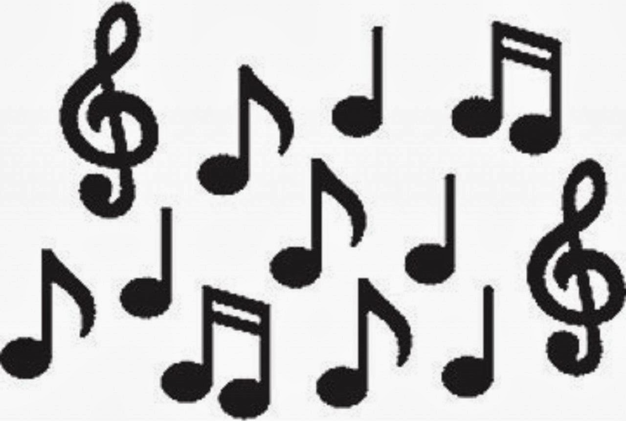 Impeccable image within music notes printable
