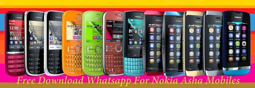 whatsapp for nokia asha 230 free download