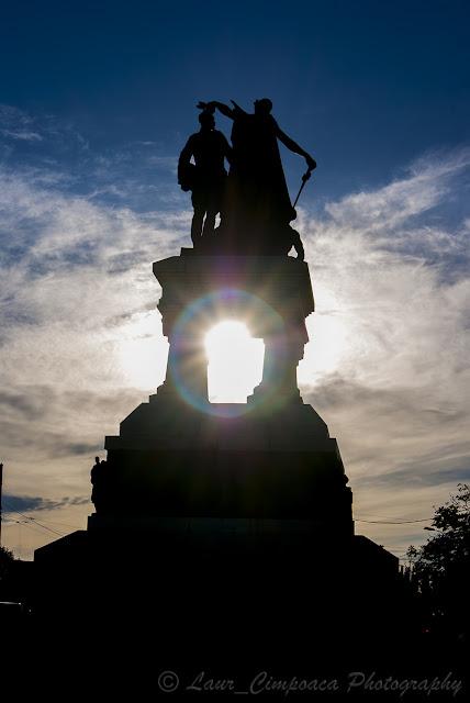 Monumentul Eroilor Sanitari-Bucuresti