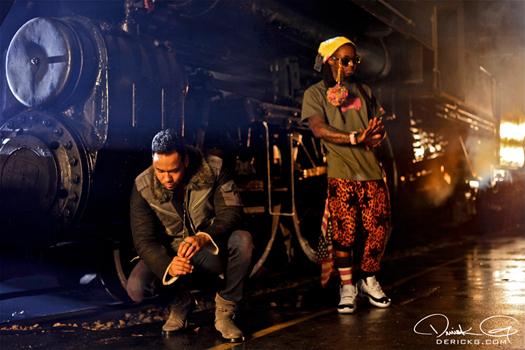 Romeo Santos - All Aboard (Feat Lil Wayne) Lyrics