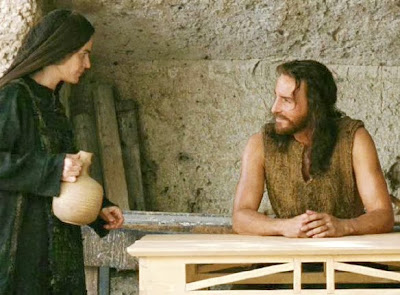 perspective jesus appearance