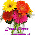 ESTAS FLORES SON PARA TI - Dios te bendiga te deseo un super día lleno de bendiciones