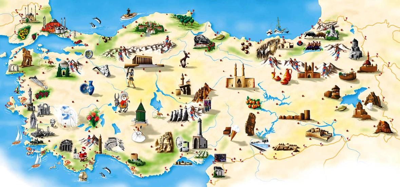 Turizmin sağladığı yararlar 6 sınıf sosyal bilgiler ders notu