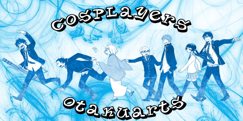 cosplayers otakuarts