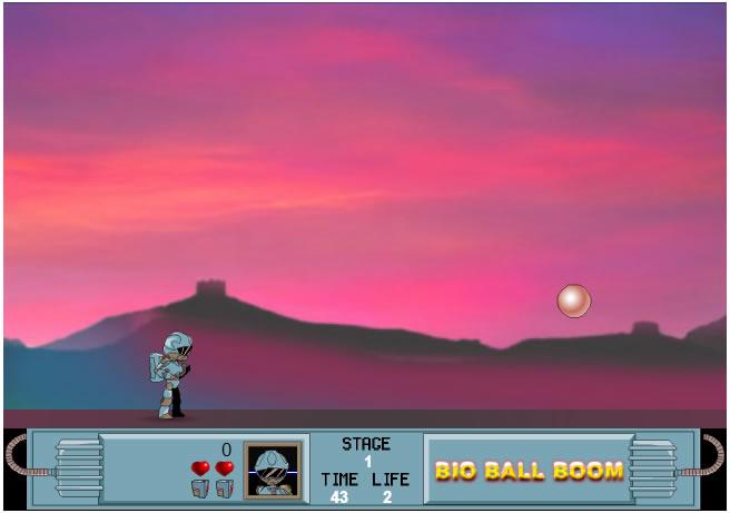 Ball Game : Bio Ball Boom