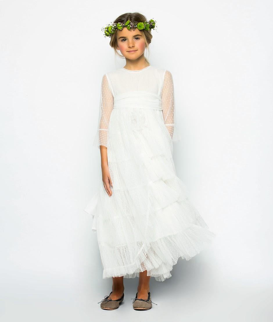 Vestido comunión #nicoli