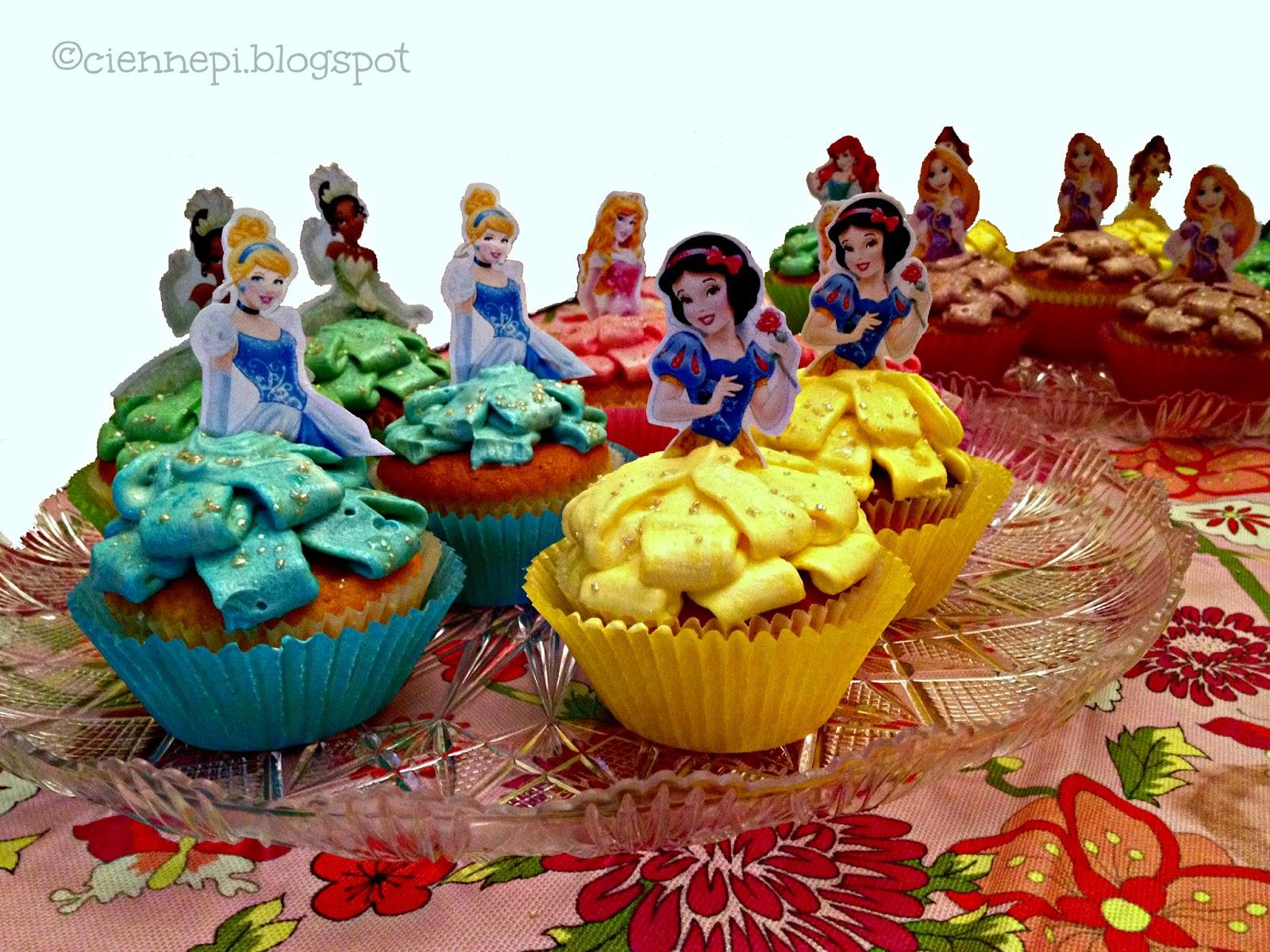 cupcakes a tema per due splendidi gemellini