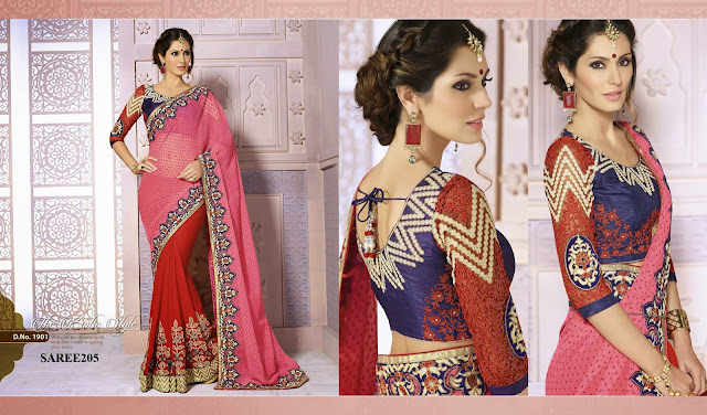Buy Online Traditional Embroidery Saree – Supplier