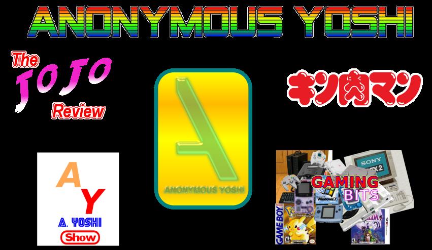 Anonymous Yoshi