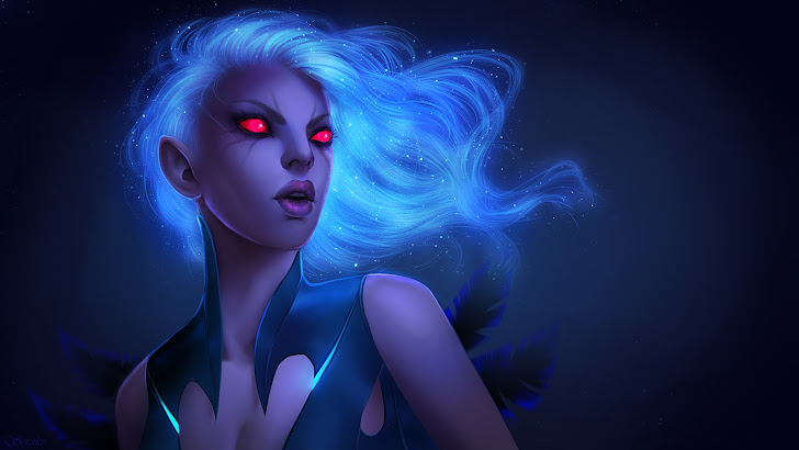Vengeful Spirit Dota 2