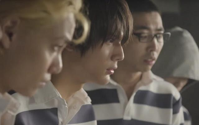 Live-Action 'Prison School' Tayangkan Iklan Kedua