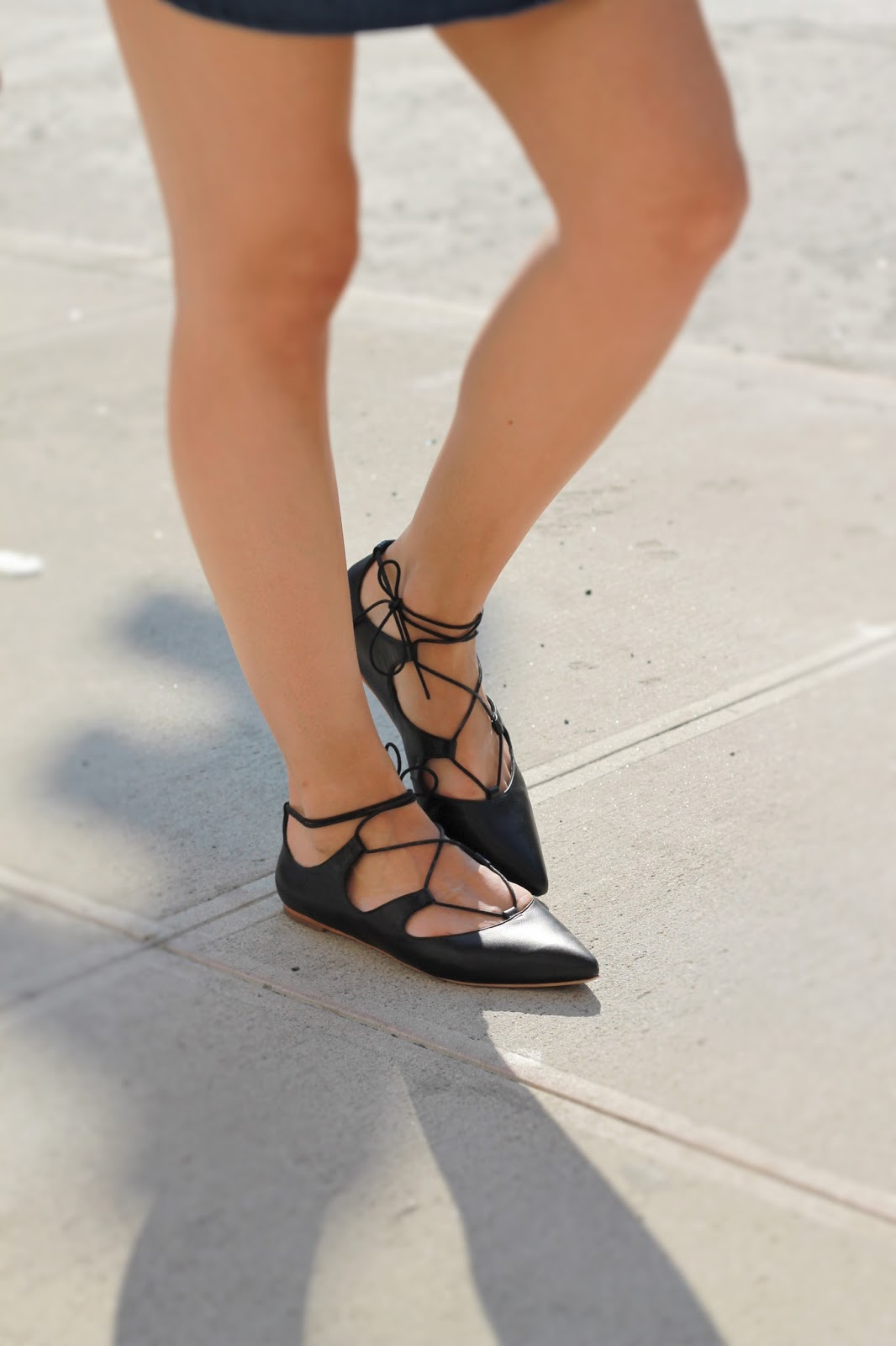 lace-up flats,  black lace-up flats loeffler randall, dressed for dreams