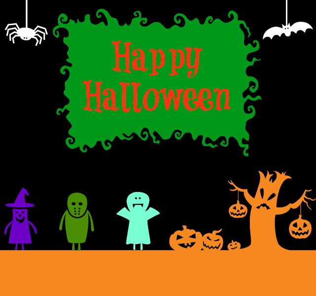 happy halloween from shoutjohn