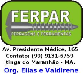 FERPAR - Ferragens e Ferramentas