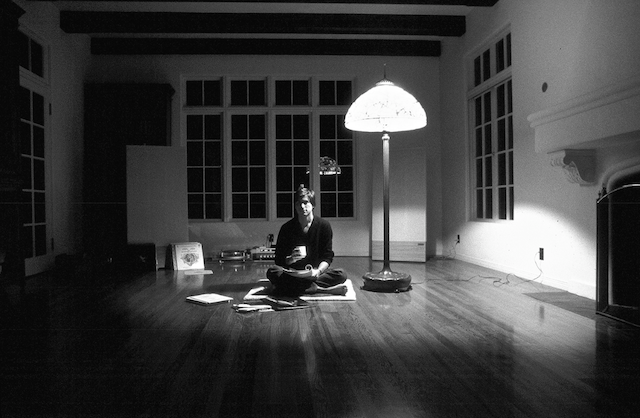 Steve Jobs at home in 1982