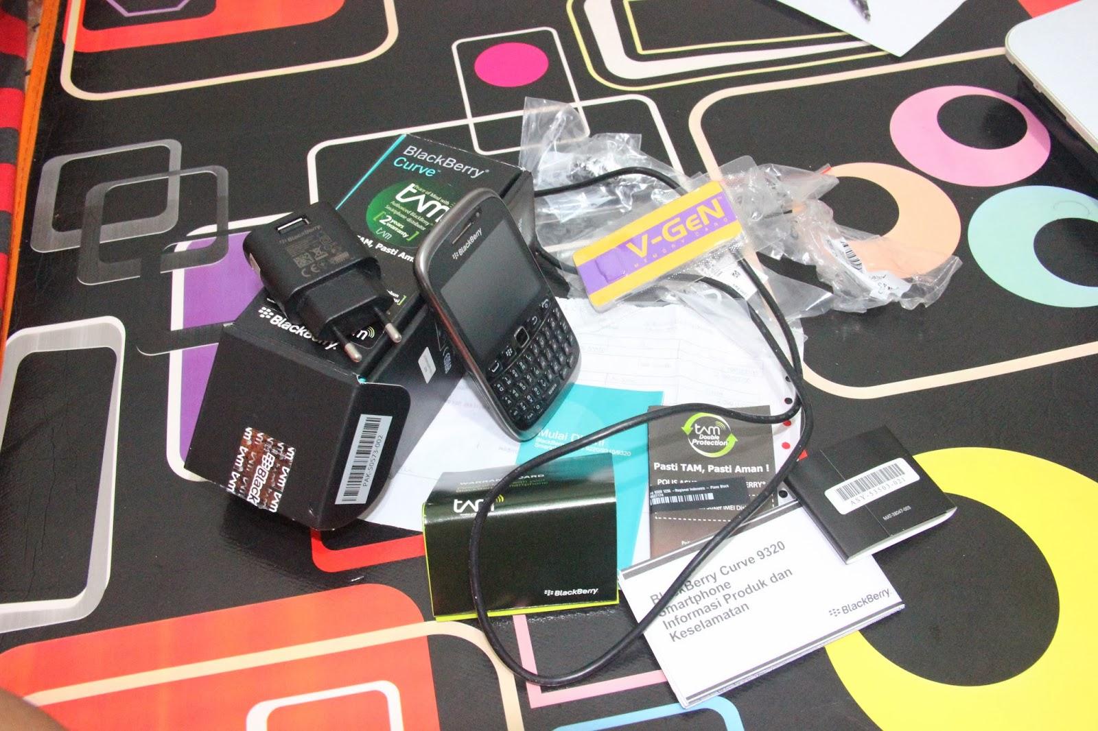 Jual Blackberry 9320 Garansi TAM