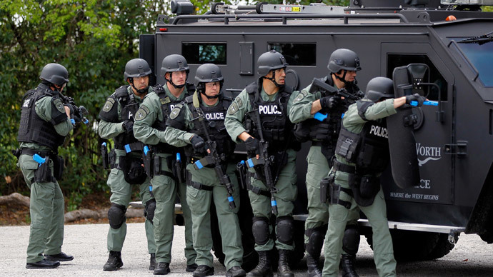 Fort Worth Texas Police Swat Team, Tarrant County Criminal Lawyer
