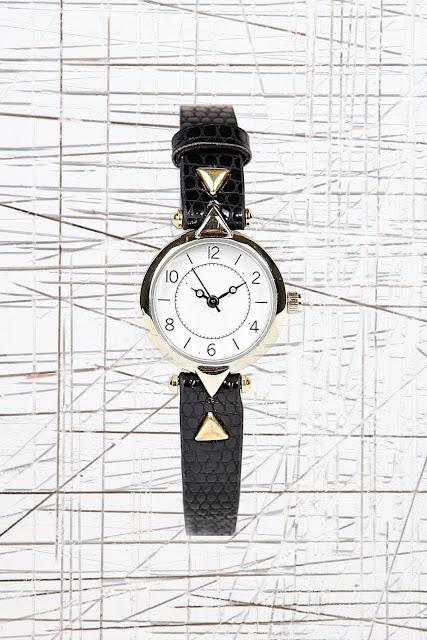 croc wristwatch