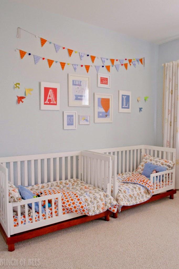 Bebybo habitaciones para gemelos - Habitaciones para gemelos ...