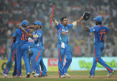 India's Winning Moments Photos