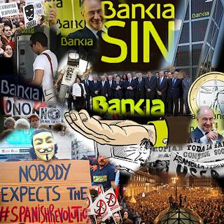 Spanish Withdraw 1 Billion Euros! French Govt Slashes Pay By 30%  Bankia