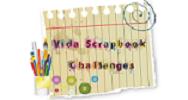 VIDA Scrapbook Challenge