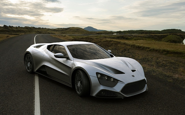 Zenvo Sports Car