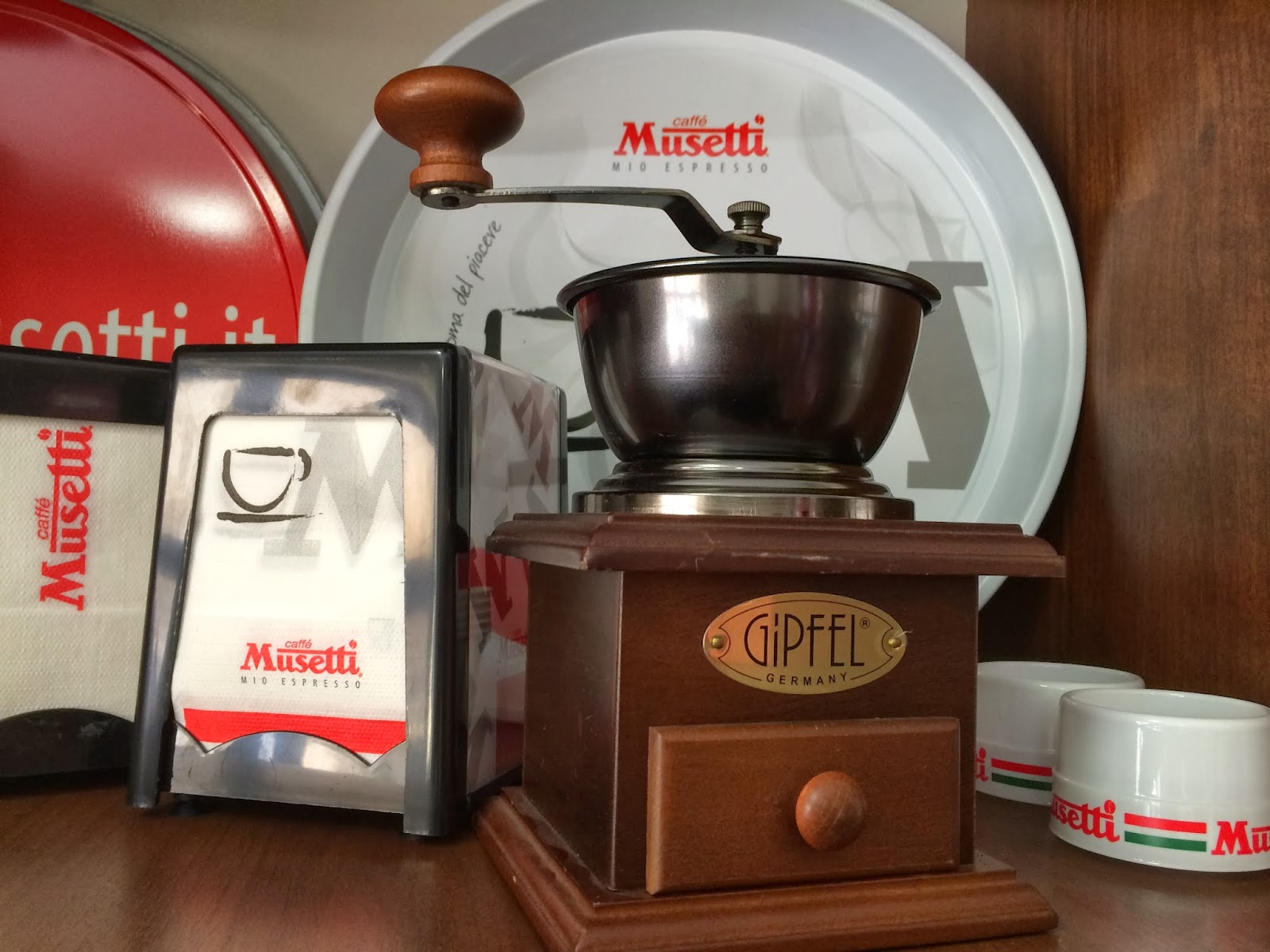 Coffeeone all about coffee and tea starbucks tazo for Musetti coffee