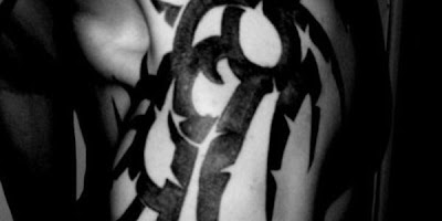 Tribal tattoos pictures