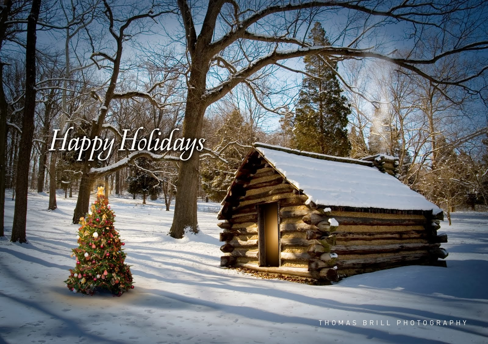 Off grid concepts cabins and quilts for Country cabin christmas