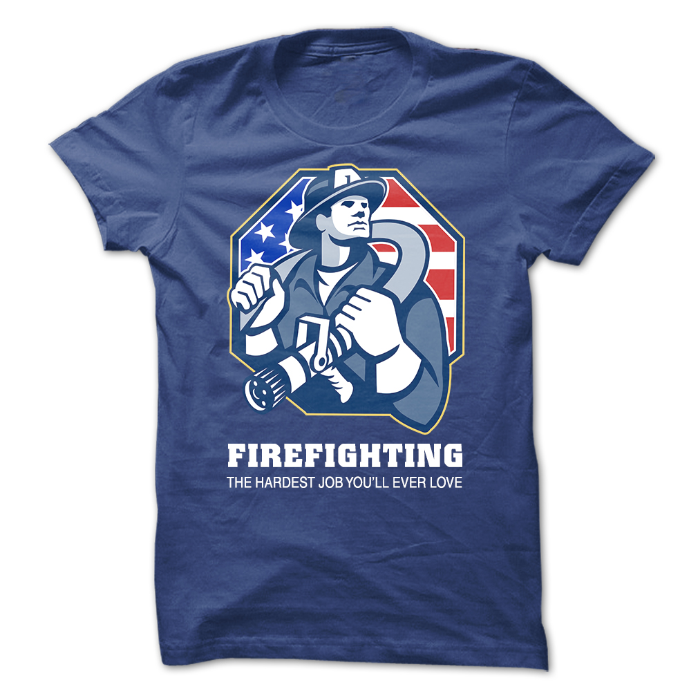 Firefighter T Shirts