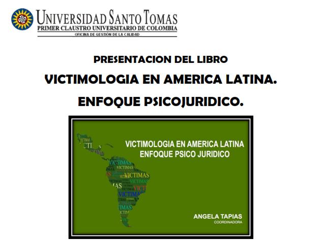 Victomologia en America Latina